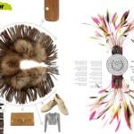 מדור הטרנד מגזין דה-מרקר W מאת רותי טרבס / פורסם נובמבר 2010