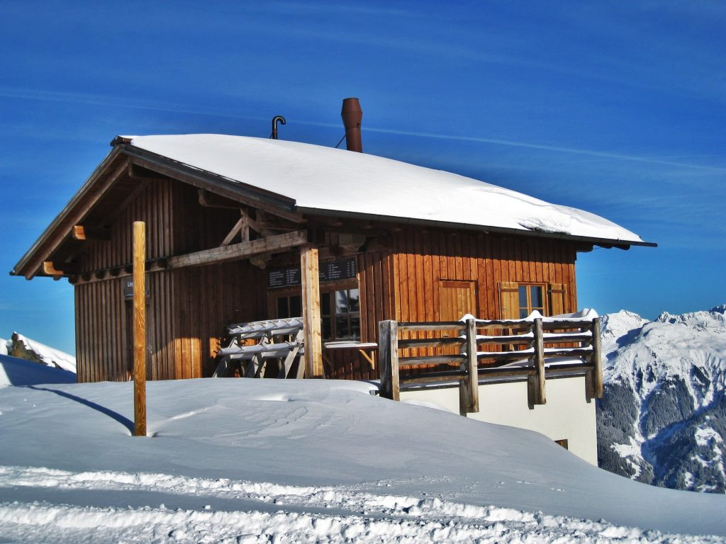 austrian ski chalet