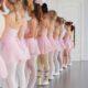 kids clubs - girls doing ballet