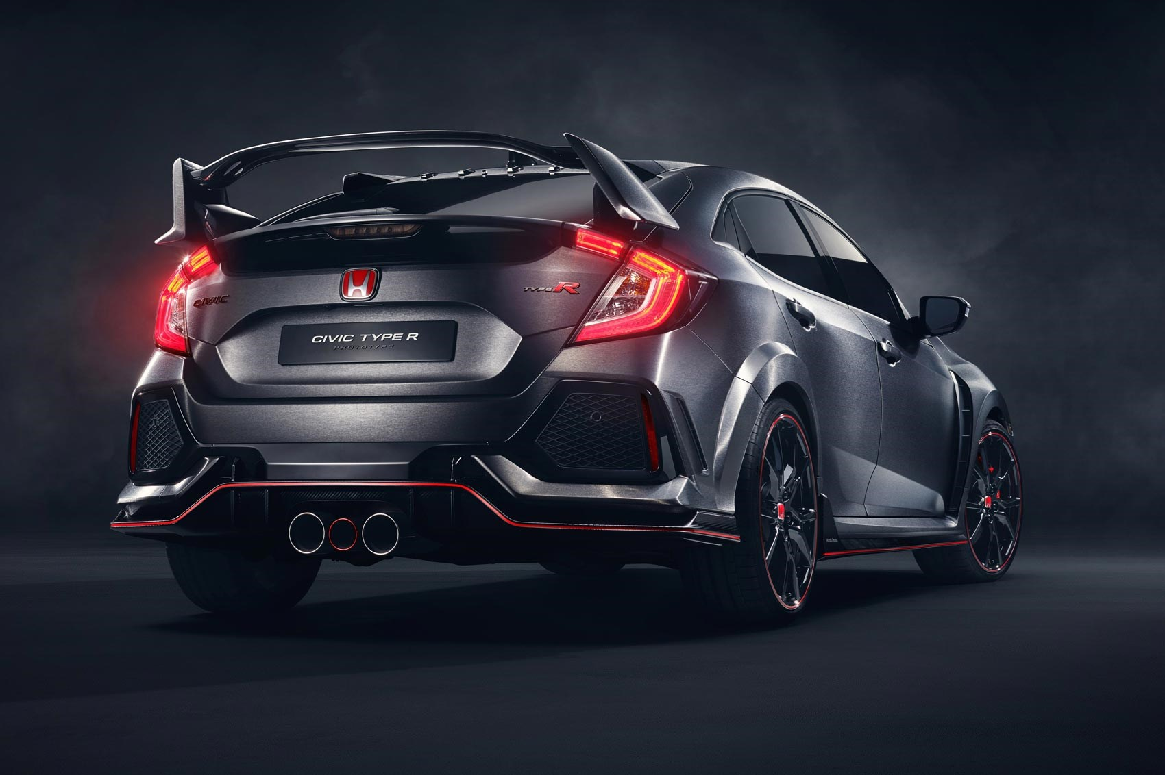 civic type r 2017
