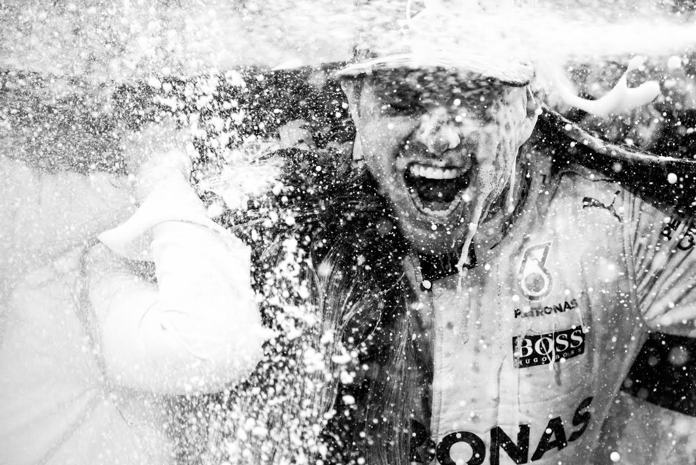 rosberg world champion