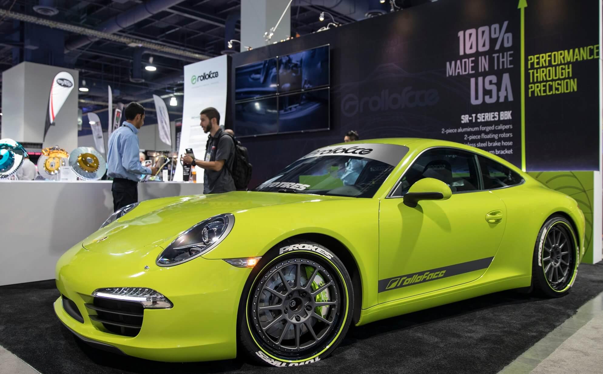 Porsche Sema
