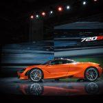 McLaren 720s launch