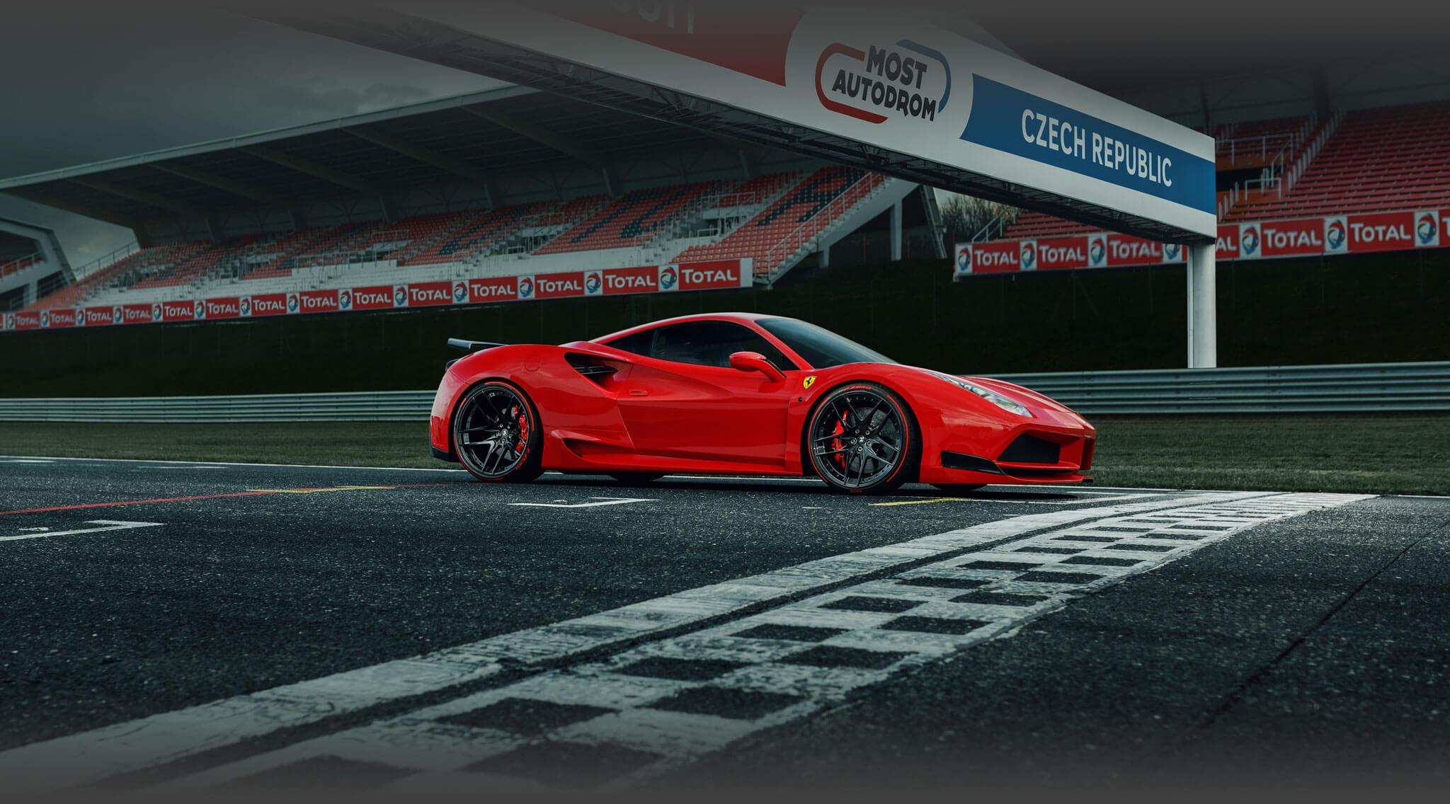 Ferrari Novitec 488 Nlargo