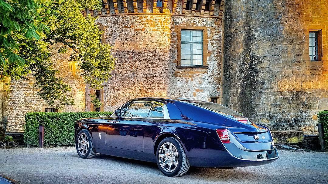 Rolls Royce Sweeptail