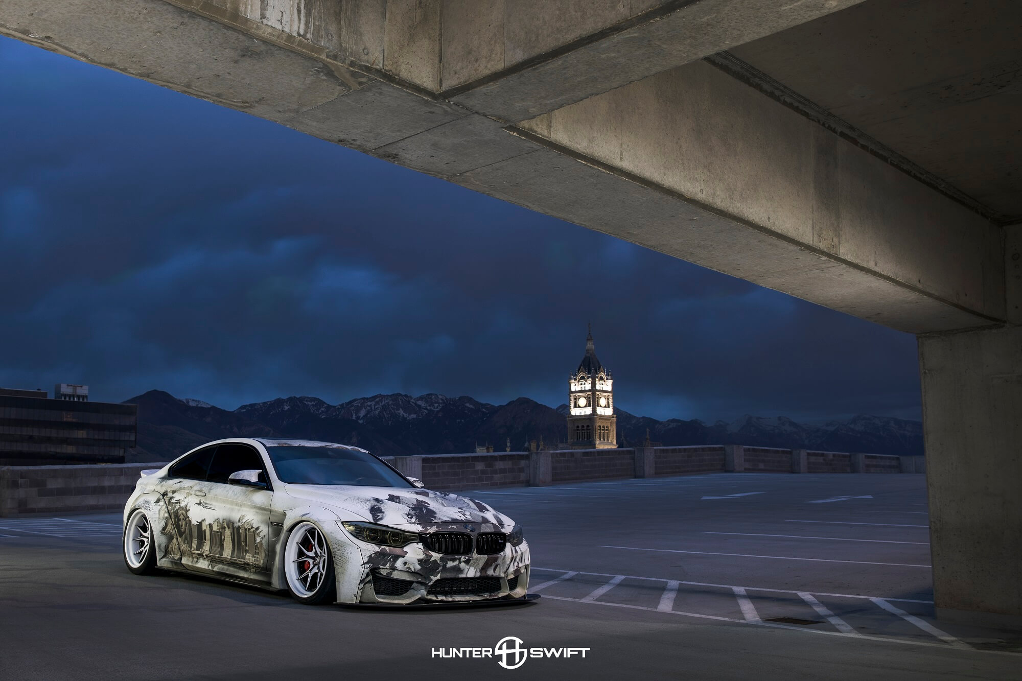 Liberty Walk BMW M4