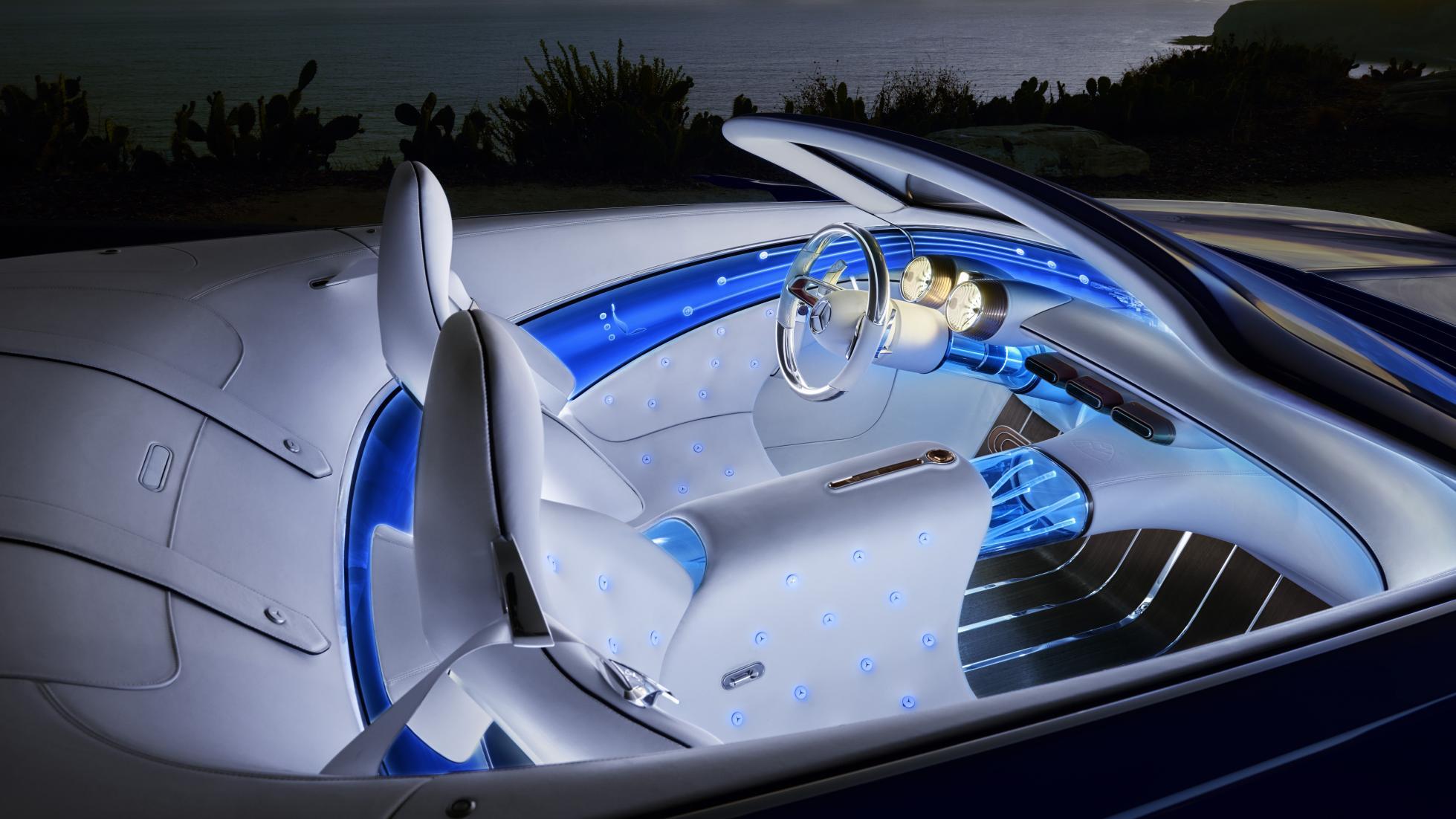 Maybach 6 Cabriolet