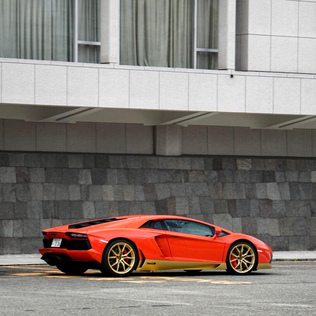 Lamborghini Day Tokyo