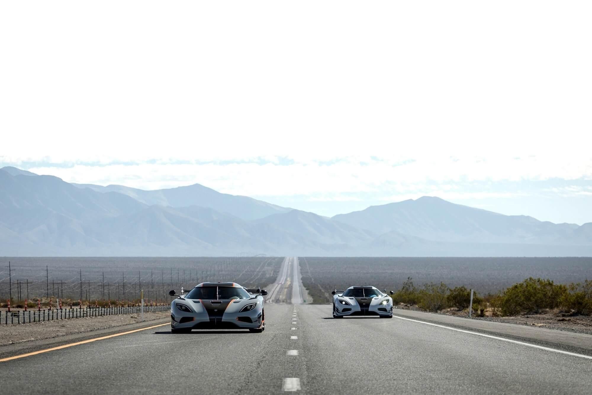 Agera RS1 Nevada