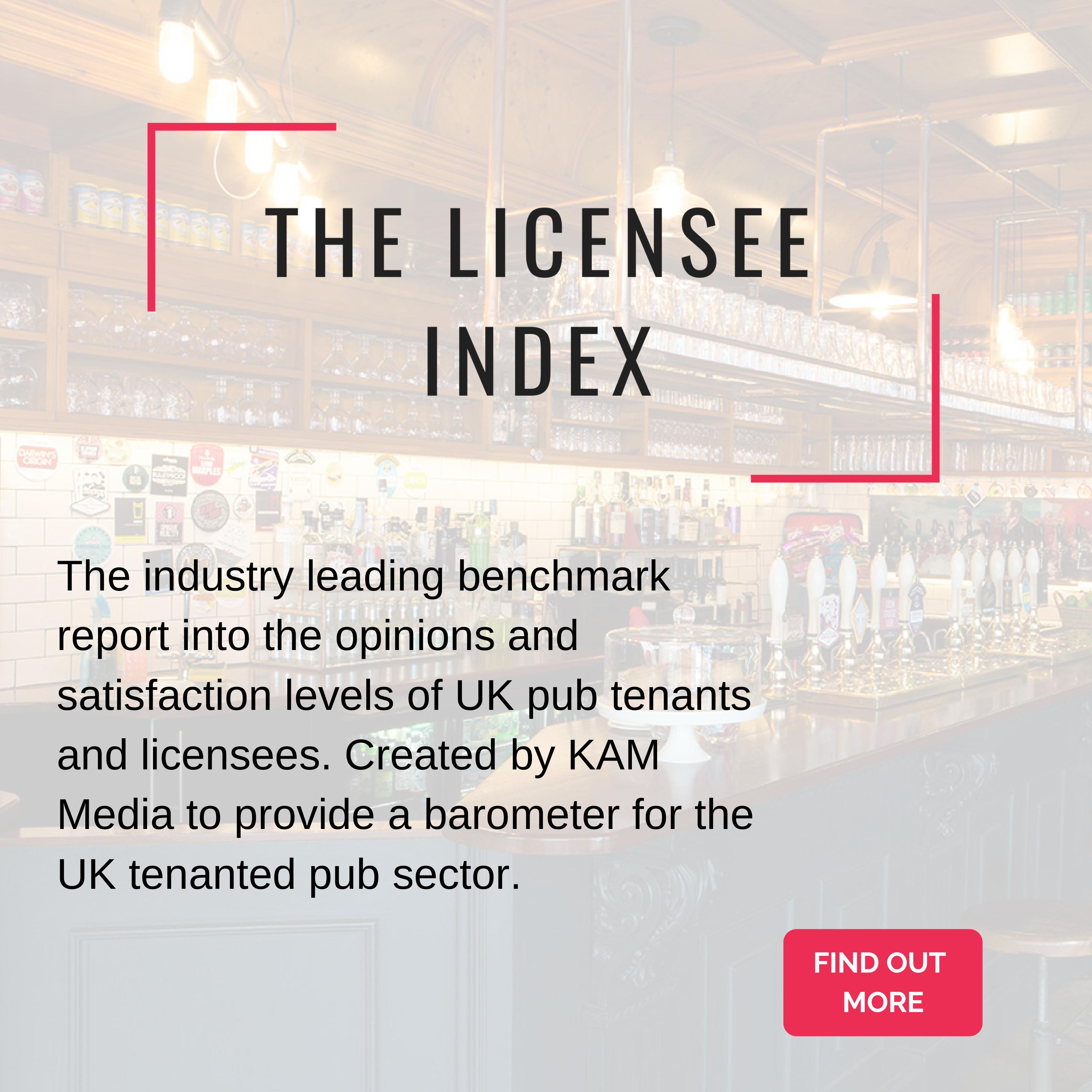 The Licensee Index KAM Media