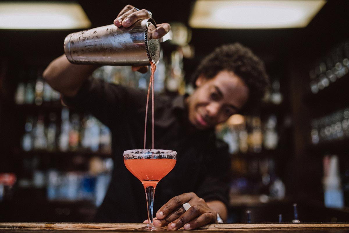 customer experience in bars