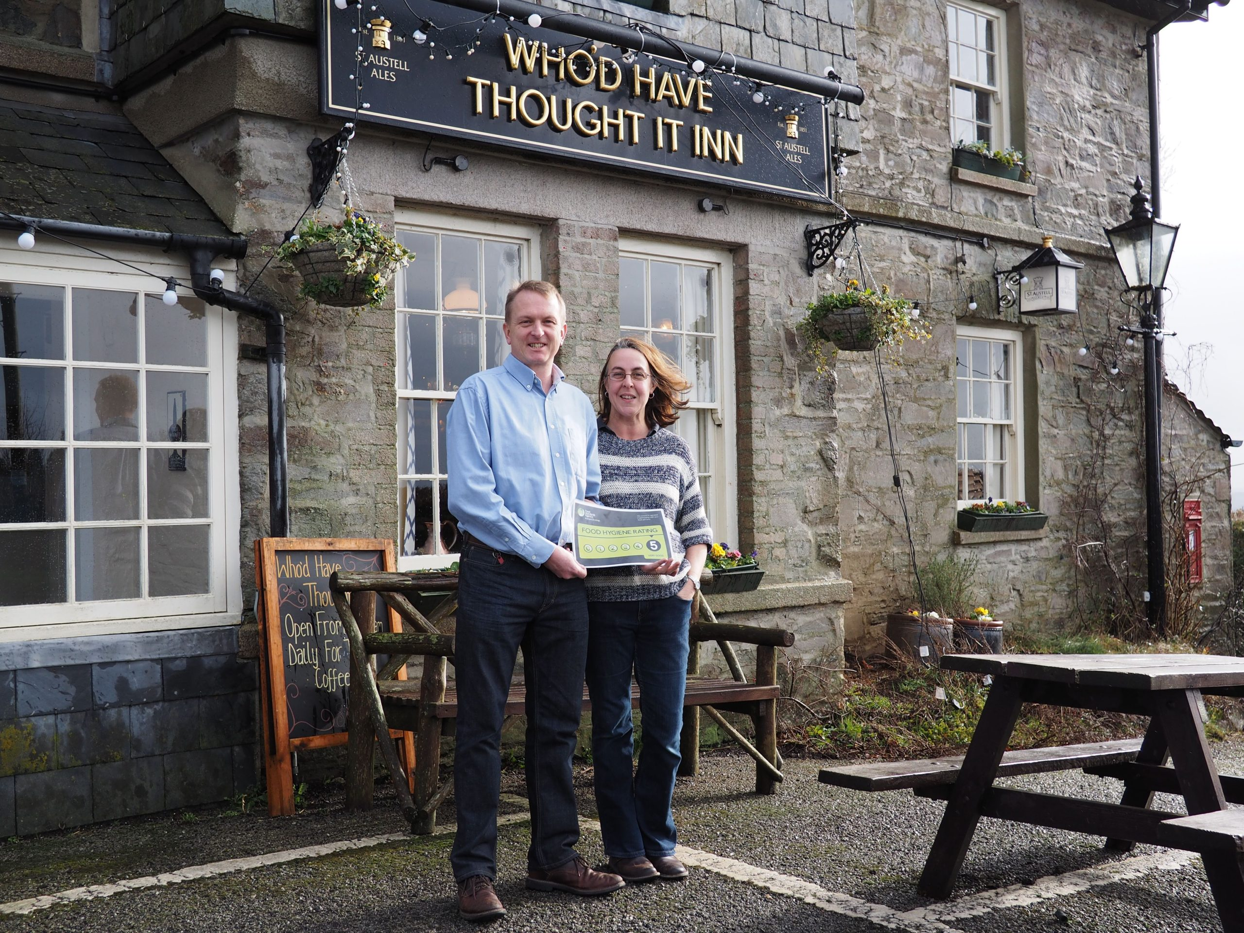 Pubs rise to the challenge