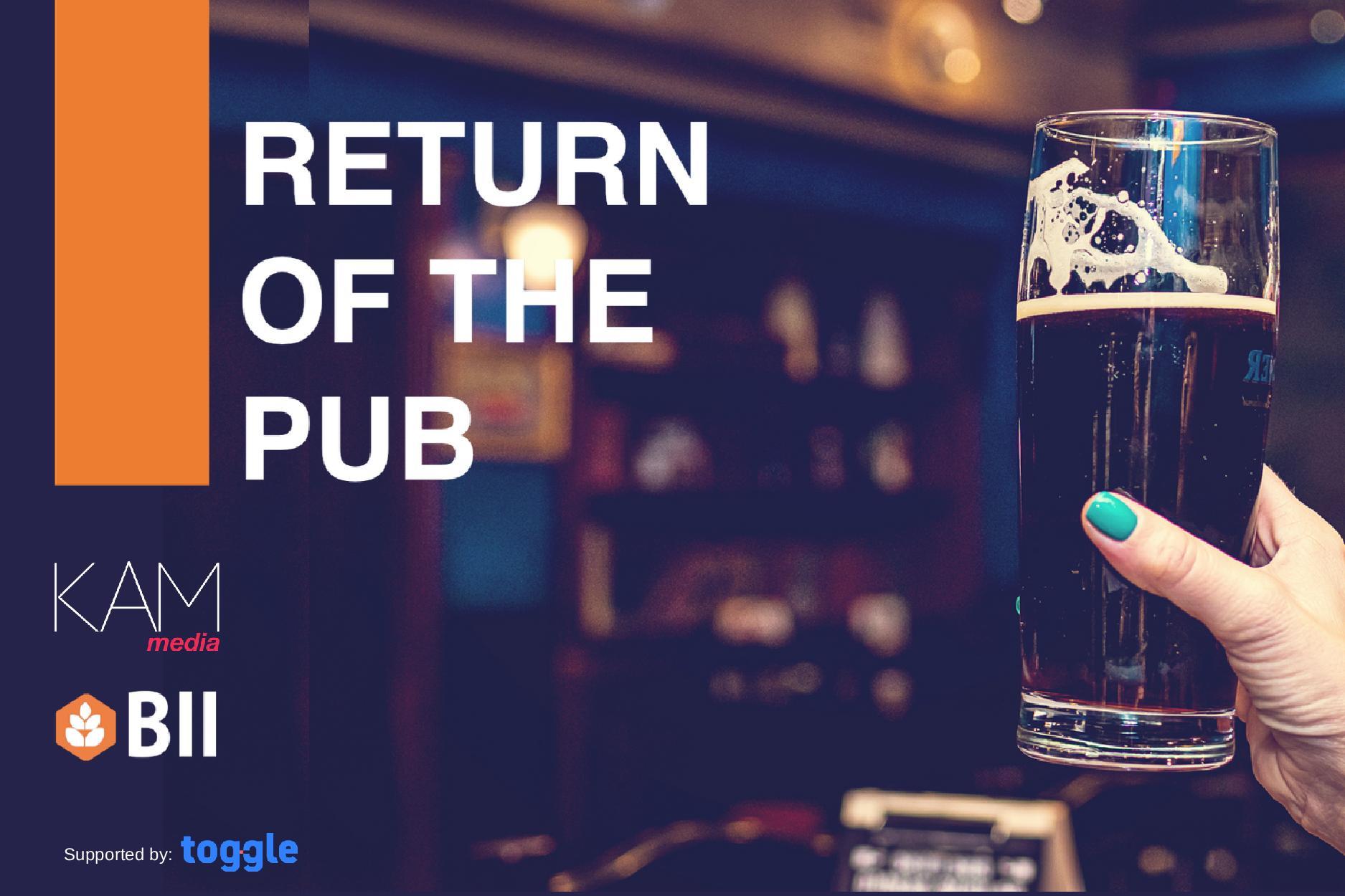 Return of the pub