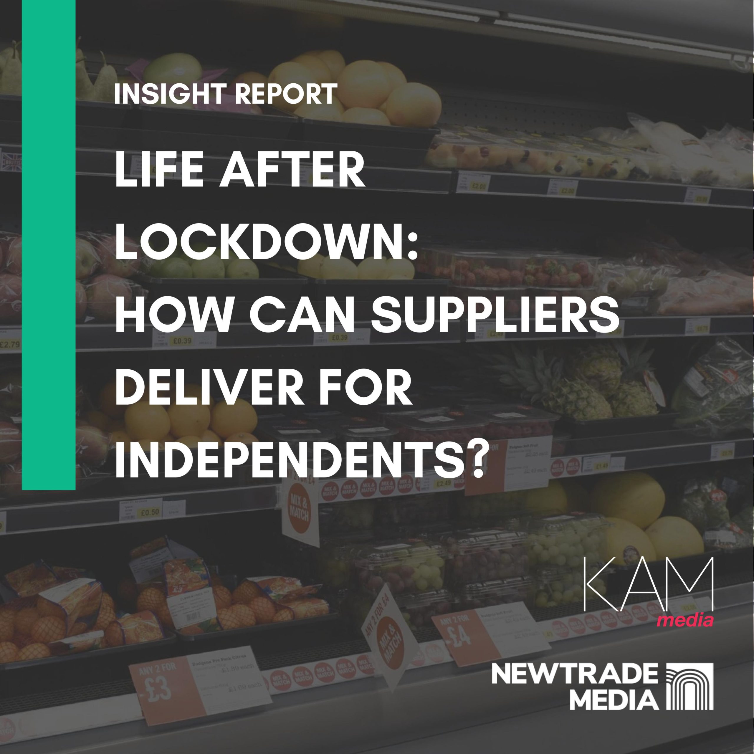 Newtrade and KAM Media life after lockdown