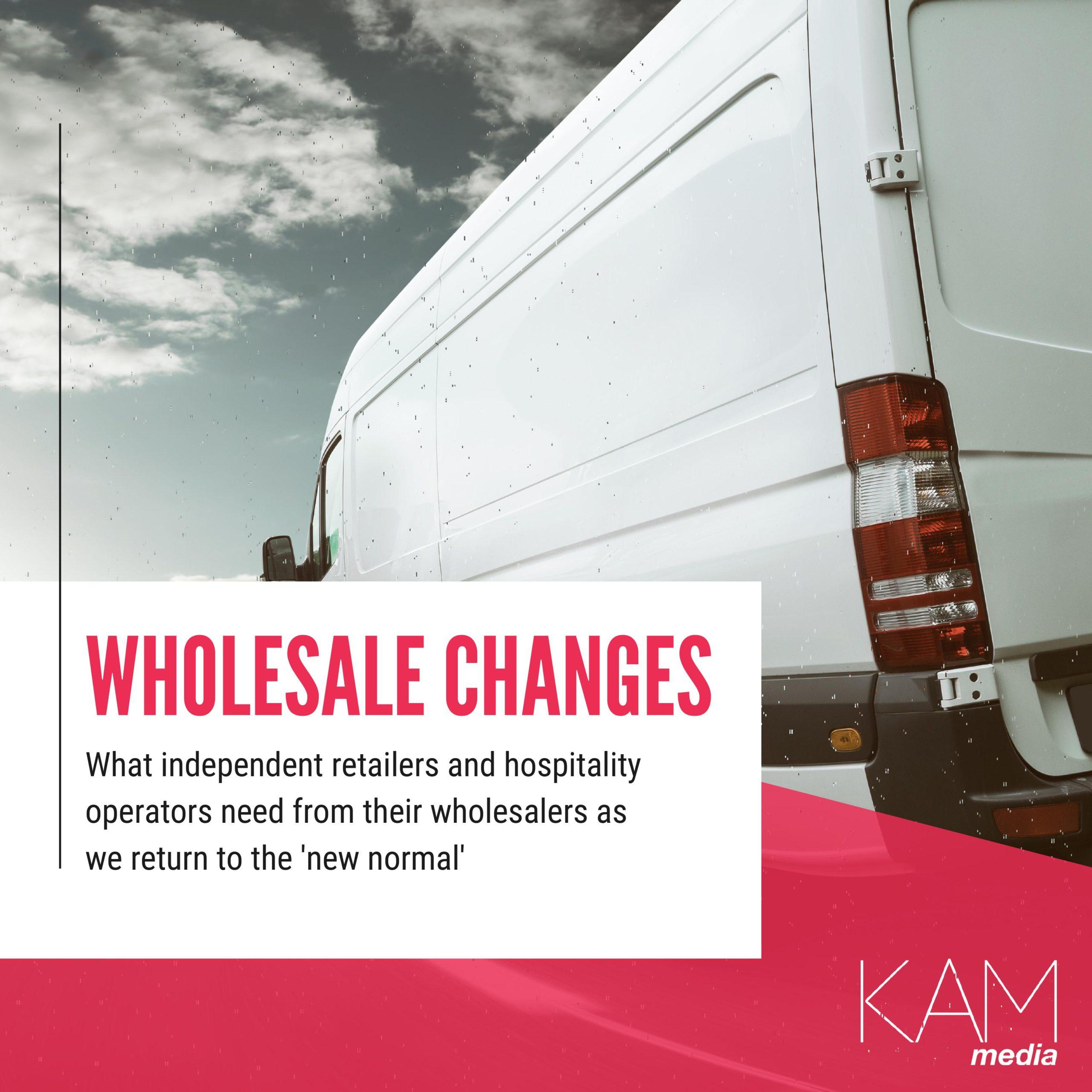 UK wholesale data and insight