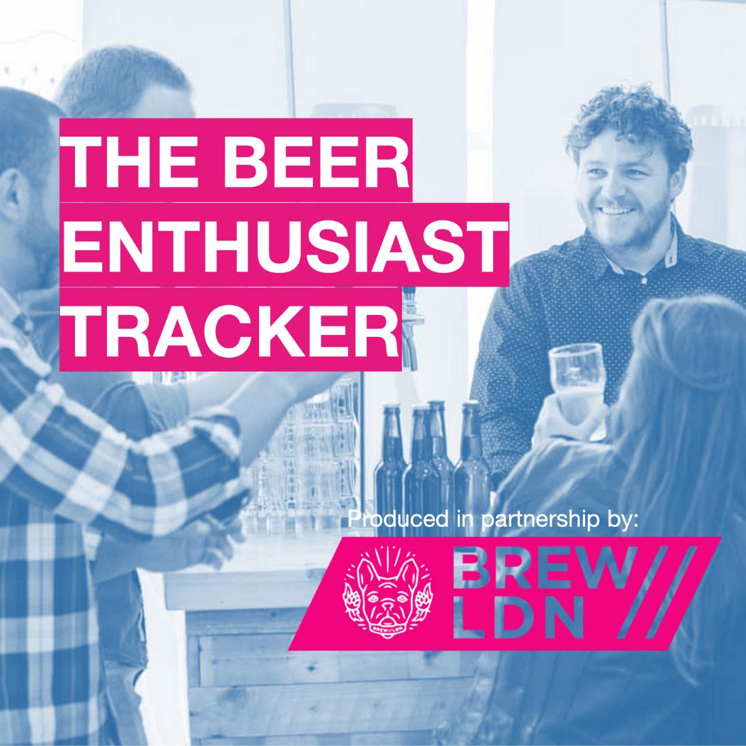 craft beer drinkers UK