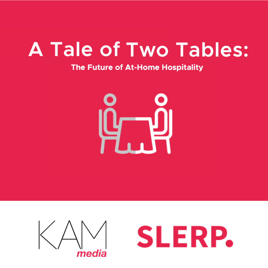 Tale of two tables slerp