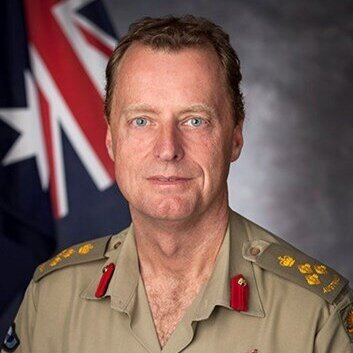 Master of ceremony, Australian Defense Forces