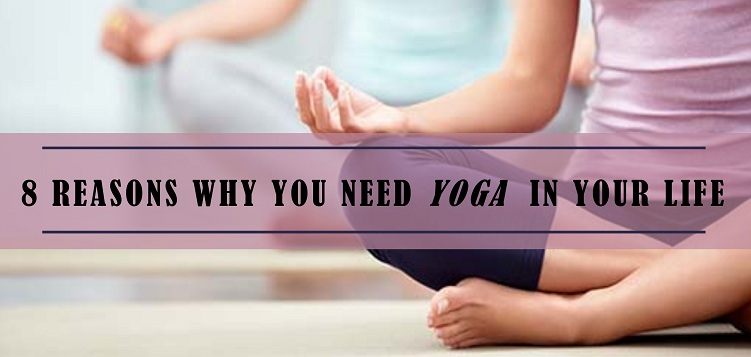 Importance of yoga in your life