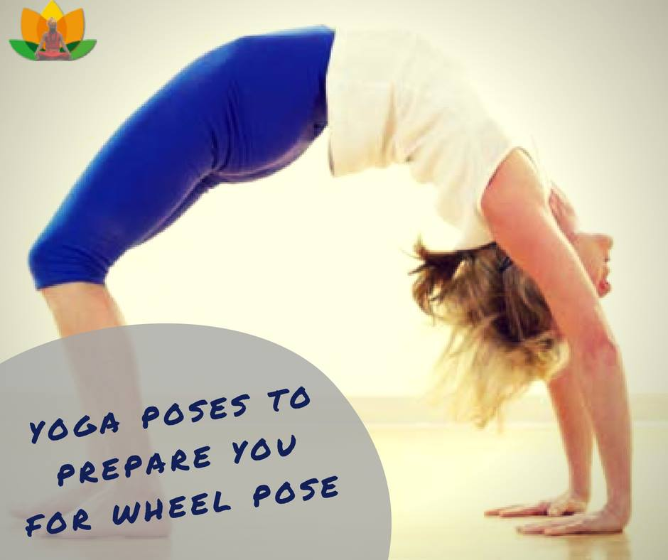 how to do wheel yoga pose