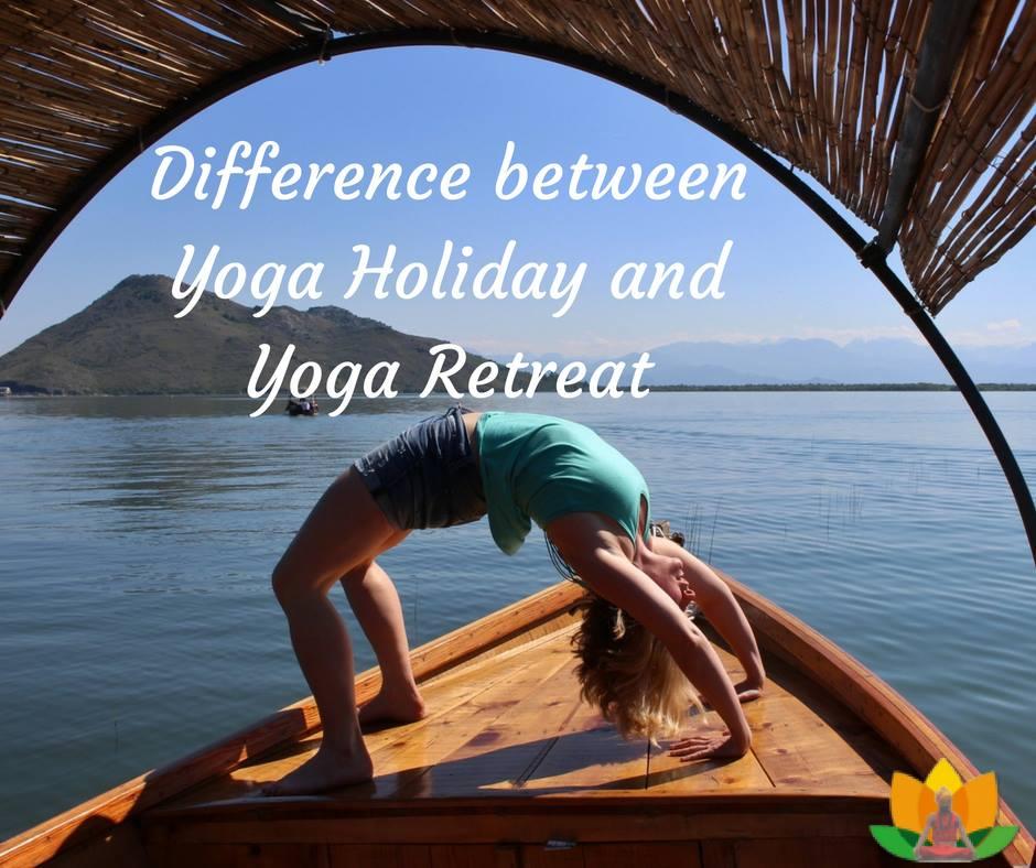 Yoga Retreat and Yoga Holiday