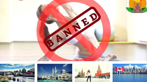yoga is banned