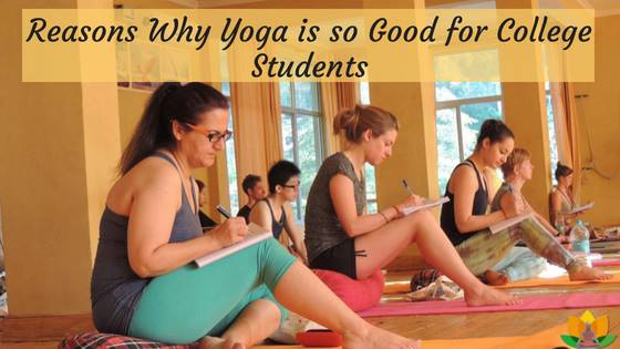 Yoga for college students