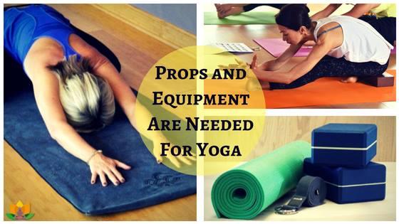 Yoga Equipment and Yoga Props
