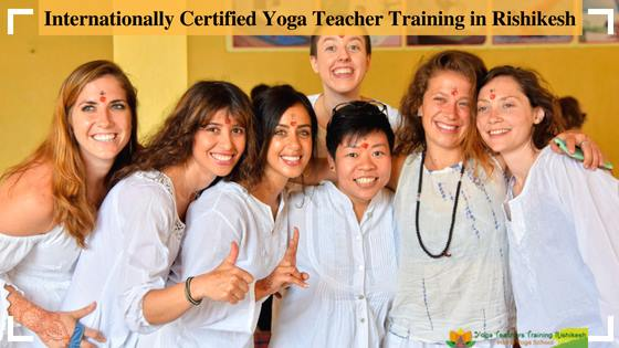 certified yoga course in rishikesh