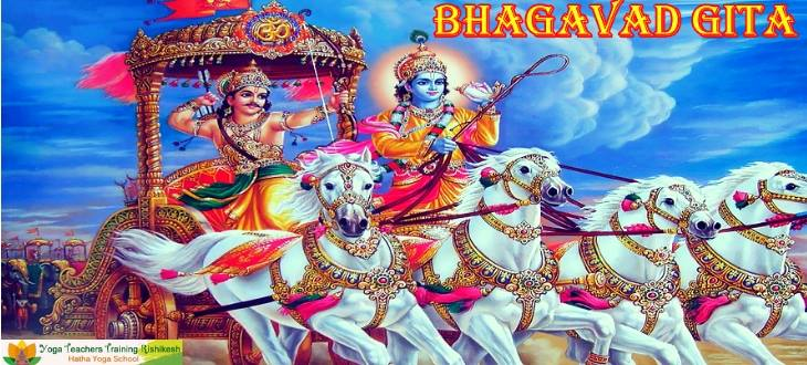 importance of Yoga in Bhagavad Gita