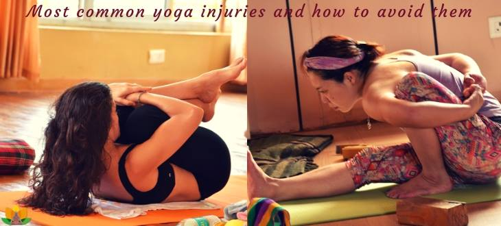 how to avoid yoga injuries