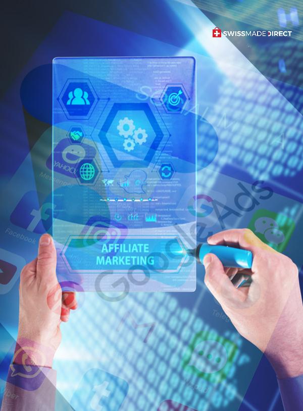social media, google ads, affiliate SMD