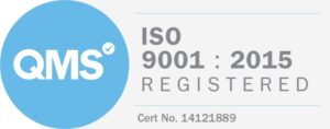 ISO 9001 2015 Badge