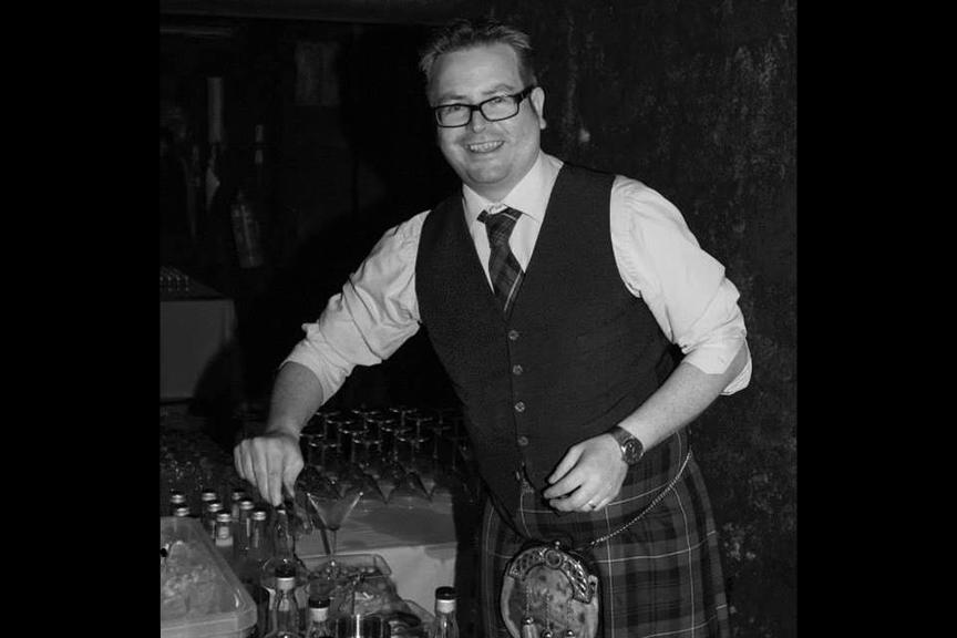 One Nation Under Whisky Mark Watt of Cadenheads