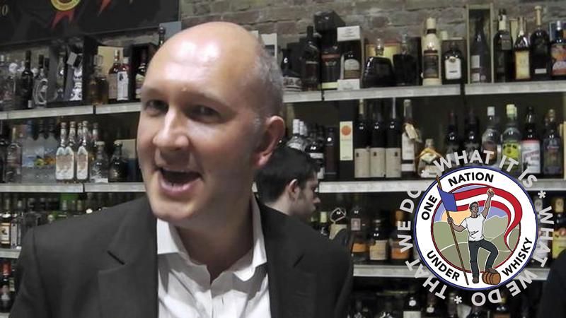 Chris Maybin Port Askaig One Nation Under Whisky