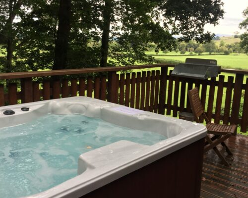 Hawthorns Hot Tub
