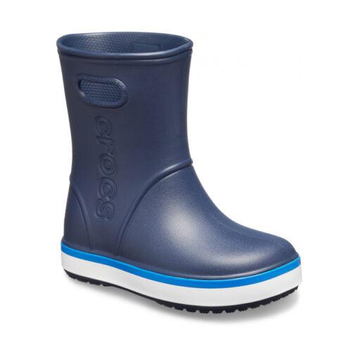 Shoesforkids Croc navy Wellie