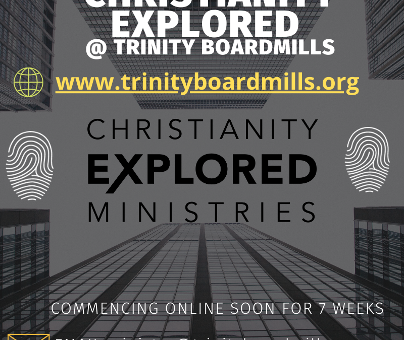 CHRISTIANITY EXPLORED ONLINE