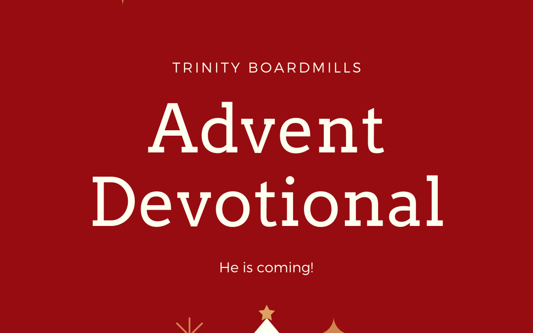 Advent Day 27 – 1 Thessalonians 4:13-16