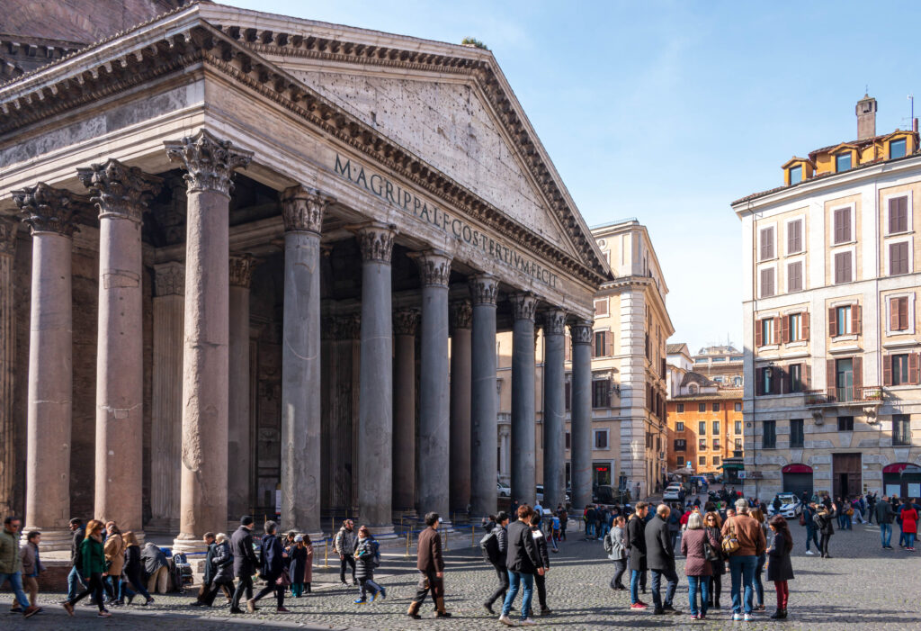 70 - The Pantheon Exterior 2 (colour).jpg