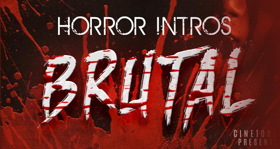 Horror Intros: Brutal