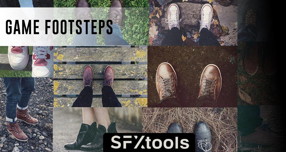 Game Footsteps