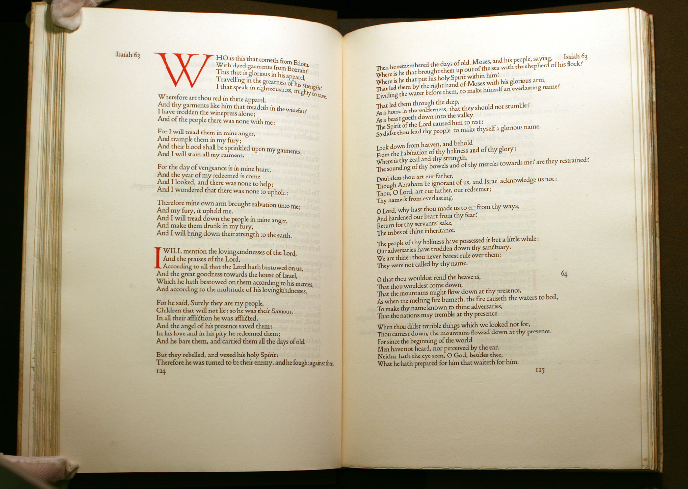 The Doves Press Bible
