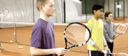 Junior Tennis Programme
