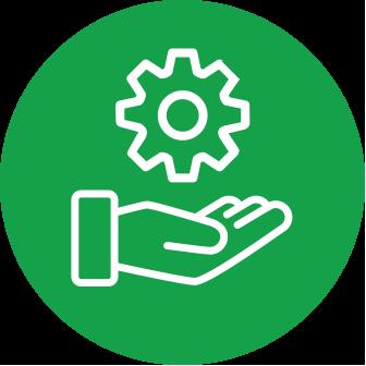 greenbackers service providers icon