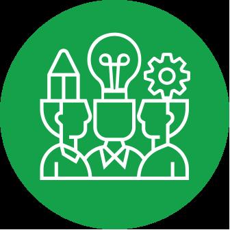 greenbackers think tank icon