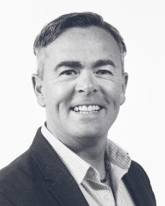 Portrait of Mark Hannigan