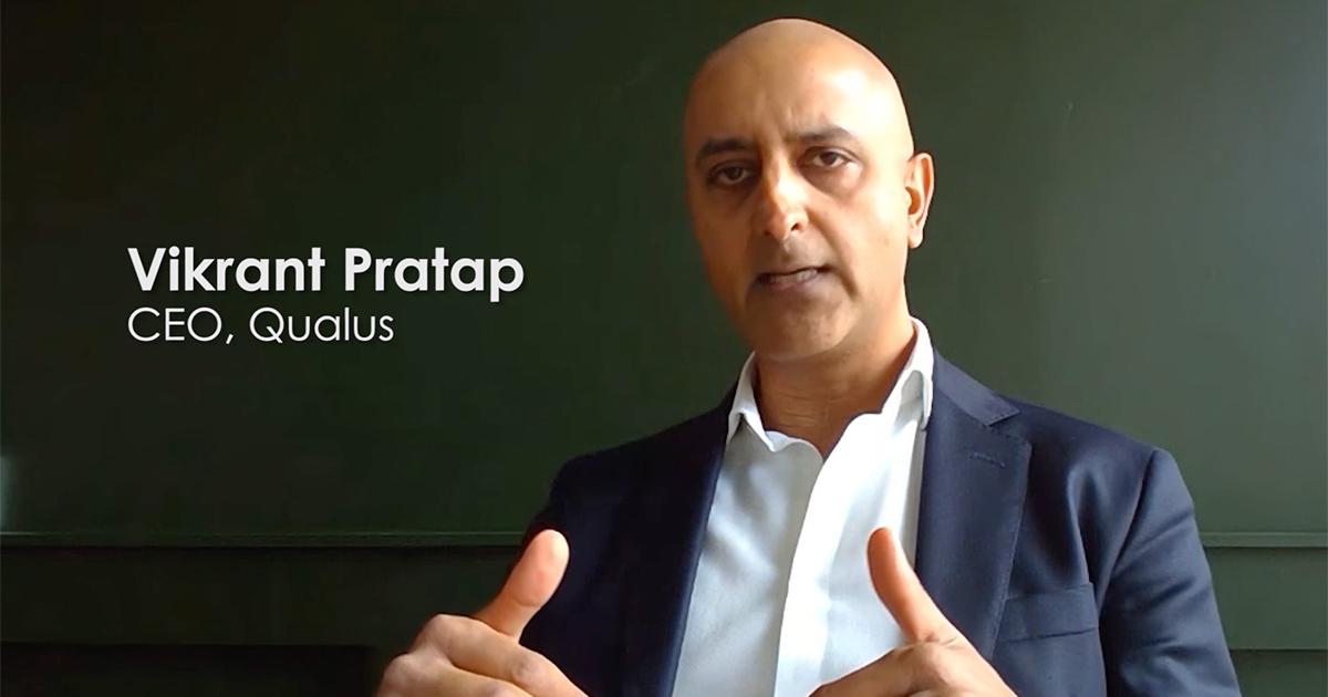 Vikrant Pratap Qualus