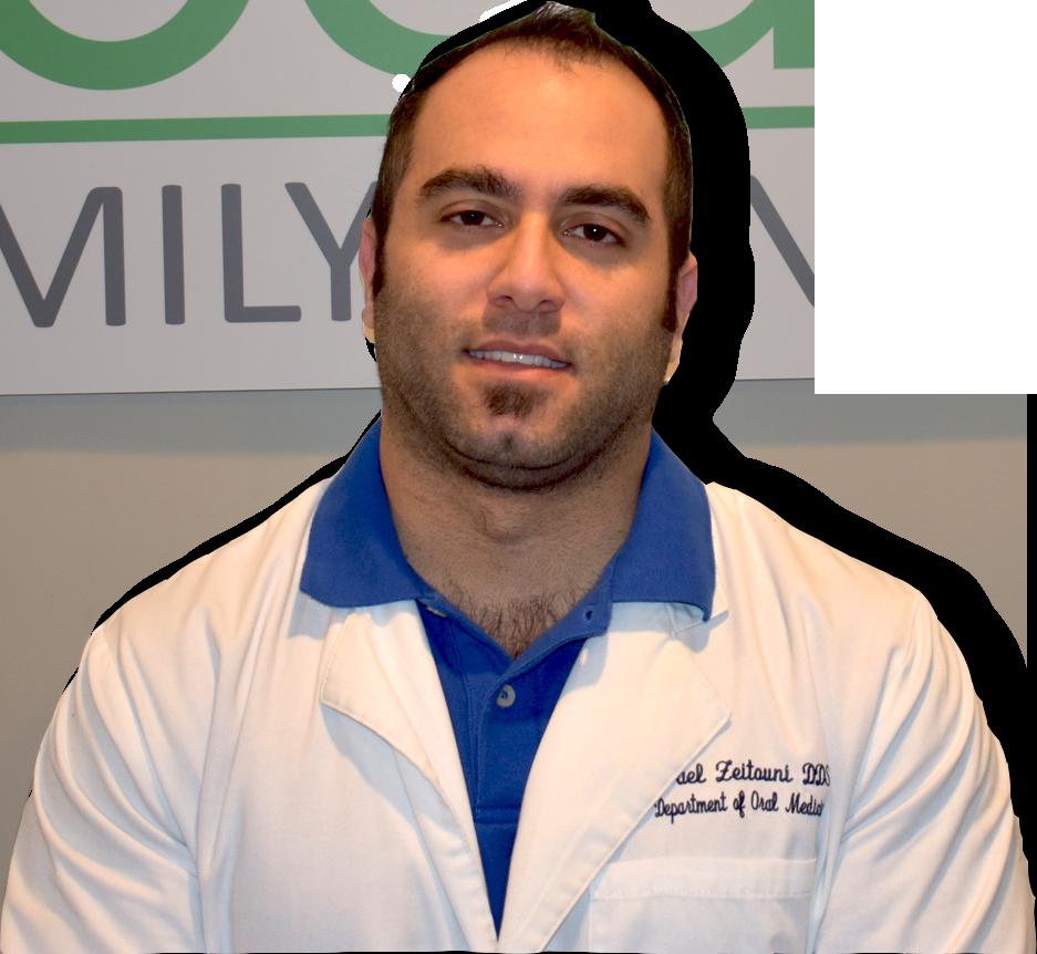 Dr Zeitouni dentist in Locust