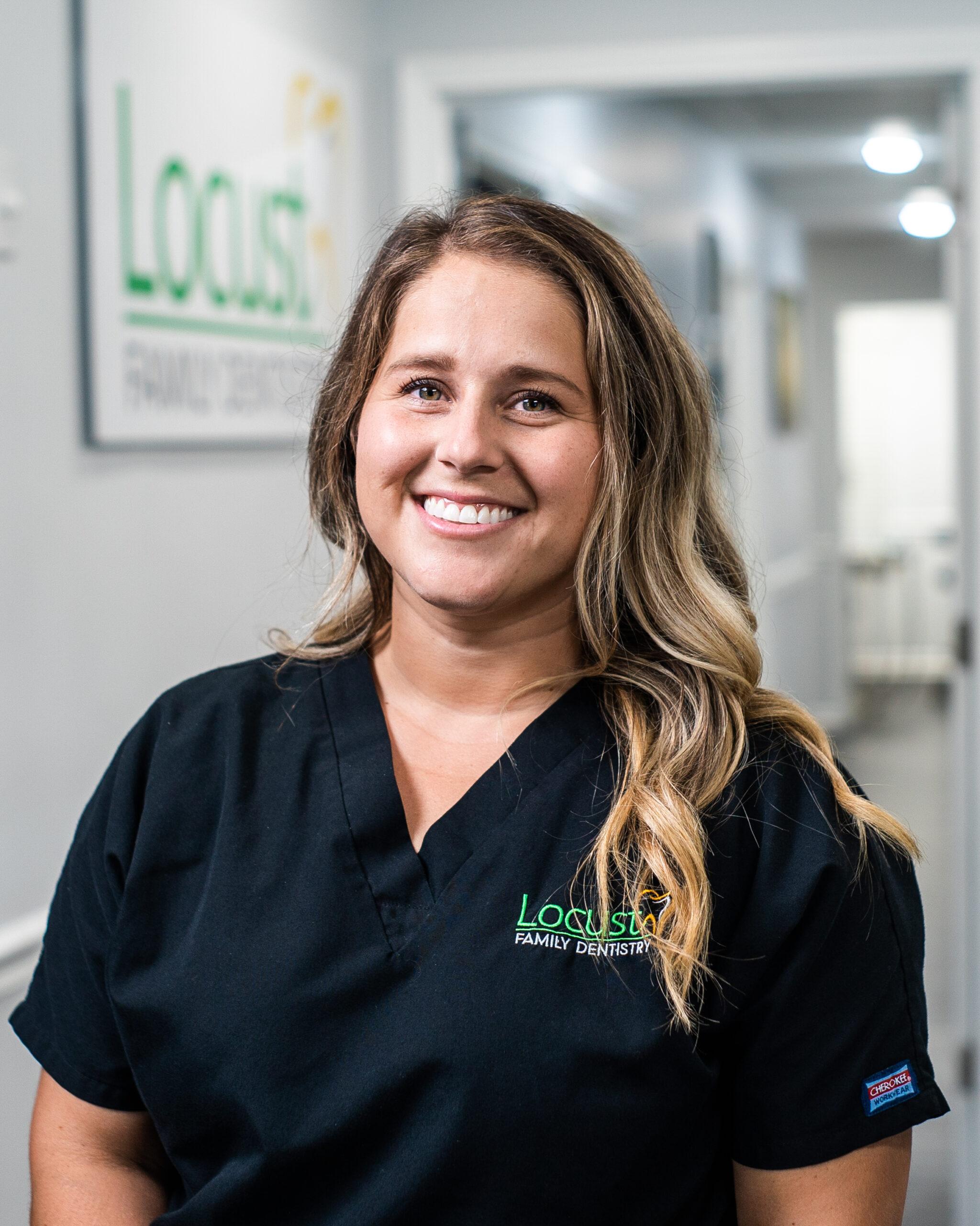 Trixie Morton, Dental Assistant, Locust Family Dentistry